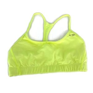 2 for $10 Champion sz M Yellow Sports Bra